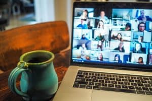 Work-at-home culture and leadership